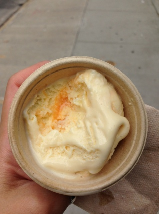 chorizo ice cream