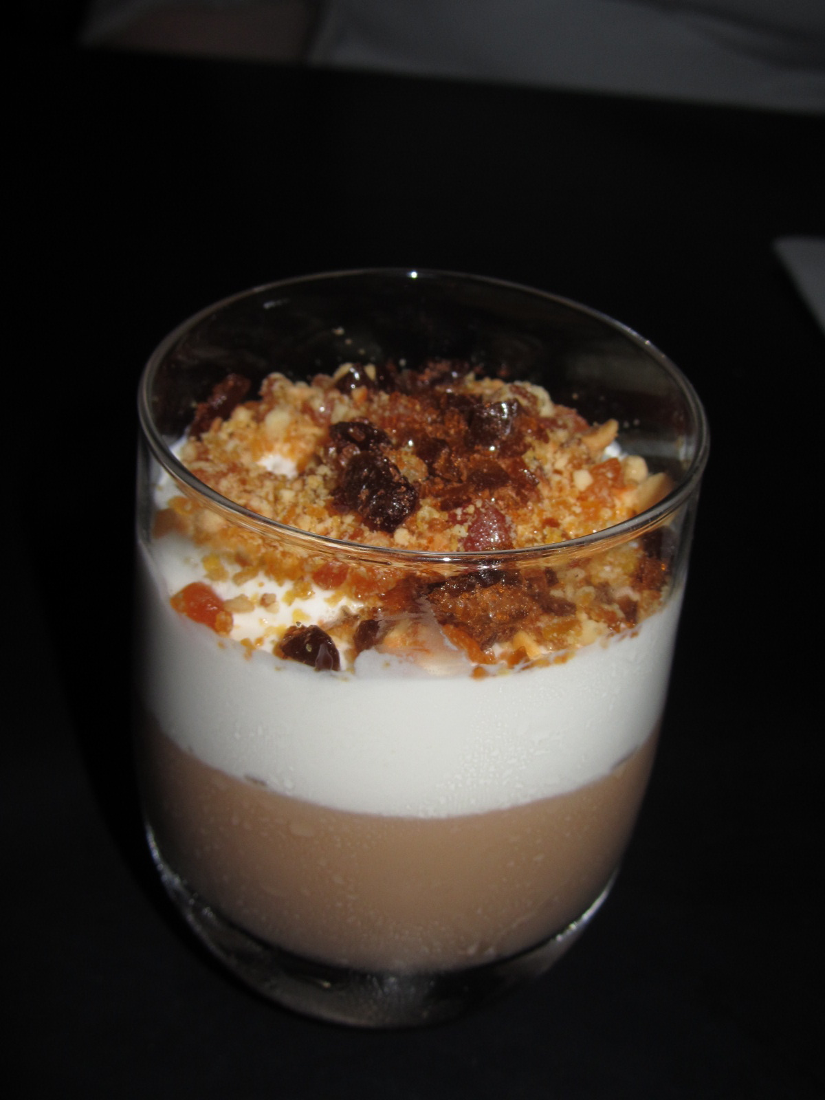 Root beer pudding