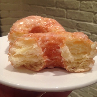 Not quite a Cronut, but not bad either
