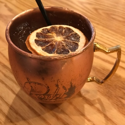 Happy hour's the best hour. Ask this Moscow mule.